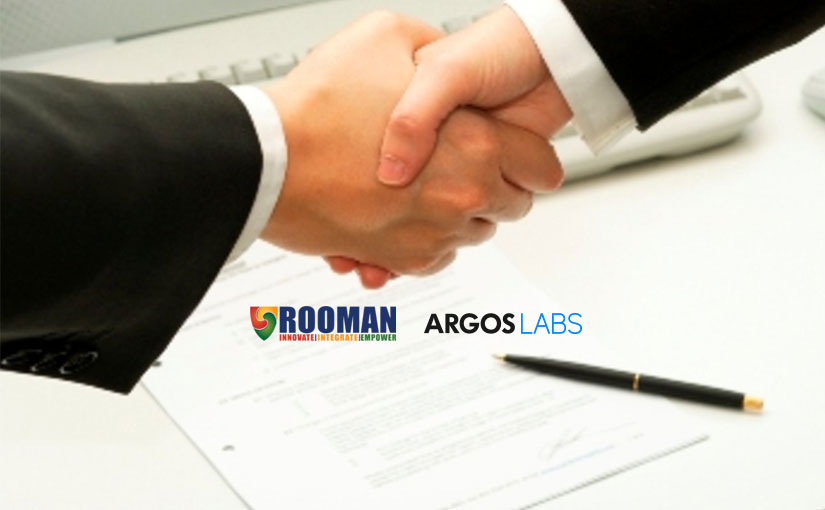 Rooman has signed a MOU with Argos-Labs