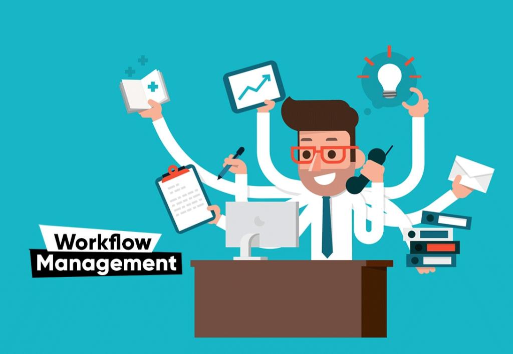 Work-Flow Management